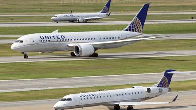 N45905 - Boeing 787-8 Dreamliner - United Airlines