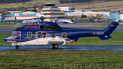 A picture of GREDT - Airbus Helicopters H225 - Babcock MCS Offshore - © Gary Watt