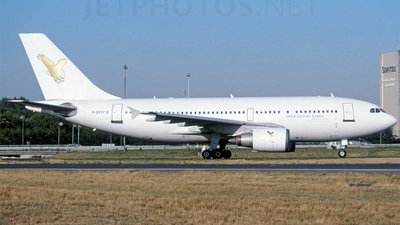 F-GYYY - Airbus A310-204 - Eagle Aviation