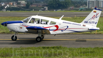 HK-1577-G - Piper PA-28-181 Archer II - Aeroandes