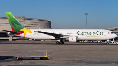 TJ-CAC - Boeing 767-33A(ER) - Camair Co