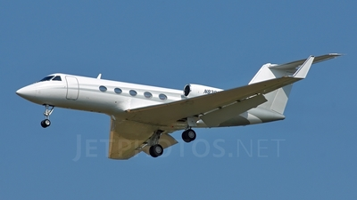A picture of N830SU - Gulfstream III - [321] - © Cibulka Tomas