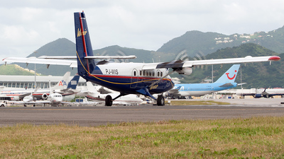 PJ-WIS - De Havilland Canada DHC-6-300 Twin Otter - Winair - Windward Islands Airways
