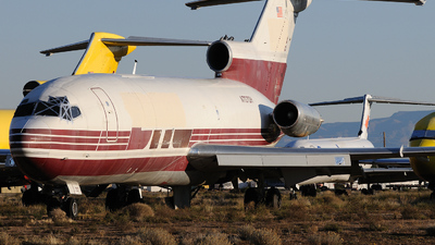N707DH - Boeing 727-22(F) - DHL (ASTAR Air Cargo)