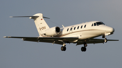 D-CVII - Cessna 650 Citation VII - Private