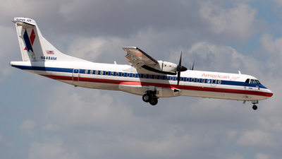 N448AM - ATR 72-212 - American Eagle (Executive Airlines)
