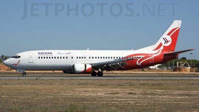 SP-LLE - Boeing 737-45D - Nayzak Air Transport (Centralwings)