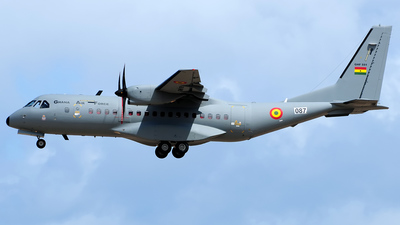 GHF551 - CASA C-295M - Ghana - Air Force