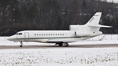 N999BE - Dassault Falcon 7X - Formula One - Flight Operations
