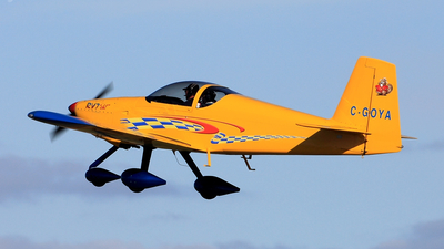 A picture of CGOYA - Van's RV7A - [70512] - © Mike MacKinnon