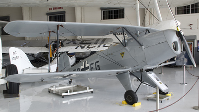 NX41455 - Bücker 131 Jungmann - Private