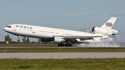 N277WA - McDonnell Douglas MD-11(ER) - World Airways