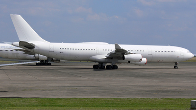 F-WJKP - Airbus A340-313X - Untitled