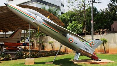 E-1083 - Hindustan Aeronautics Ajeet Mk.1 - India - Air Force