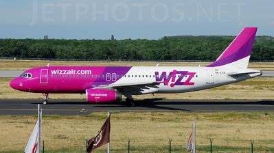 HA-LPA - Airbus A320-233 - Wizz Air