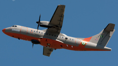 NAF931 - ATR 42-500MP Surveyor - Nigeria - Air Force