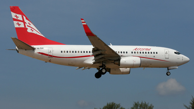 4L-TGM - Boeing 737-790 - Georgian Airways (AirZena)