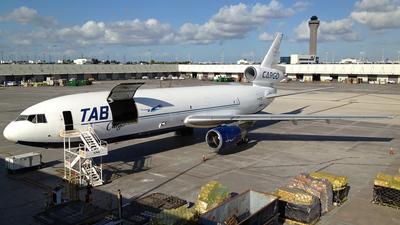 CP-2489 - McDonnell Douglas DC-10-10(F) - TAB - Transportes Aéreos Bolivianos