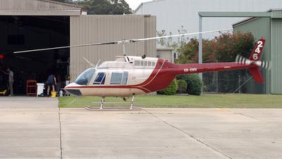 VH-EWH - Bell 206B JetRanger II - Private