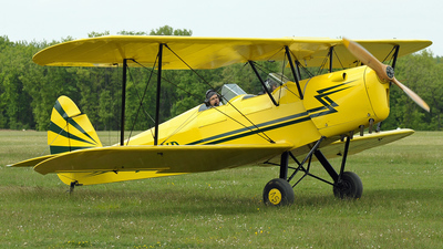 F-BCXD - Stampe and Vertongen SV-4A - Private