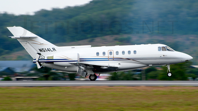 A picture of N514LR - Hawker Beechcraft 1000 - [NA1005] - © Hon Kit