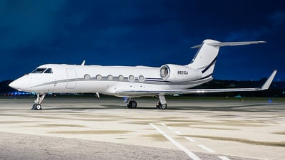N821GA - Gulfstream G450 - Private
