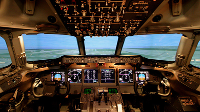 Simulator - Boeing 717-200 - Alteon