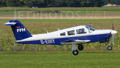 D-EIHY - Piper PA-28RT-201 Arrow IV - FFH Flight Training