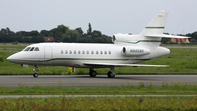 N995SK - Dassault Falcon 900B - Private