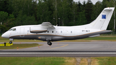 OY-NCT - Dornier Do-328-300 Jet - Sun-Air of Scandinavia