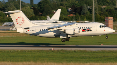 D-AMAJ - British Aerospace BAe 146-200 - WDL Aviation
