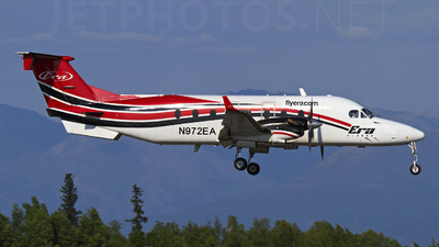 A picture of N972EA - Beech 1900D - [UE389] - © Remo Garone
