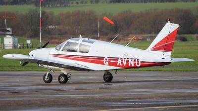 A picture of GAVNU - Piper PA28180 - [284153] - © n94504