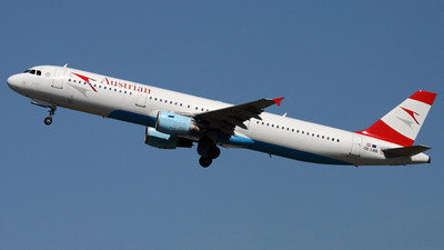 OE-LBB - Airbus A321-111 - Austrian Airlines