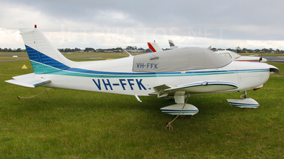 VH-FFK - Piper PA-28-161 Cherokee Warrior II - Private