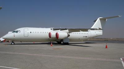 A picture of GPOWF - Avro RJ100 - [E3373] - © jeremy denton