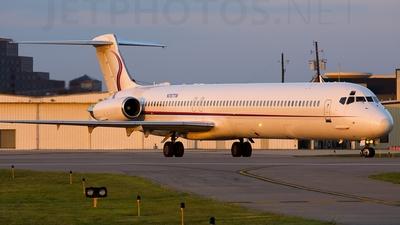 N787TW - McDonnell Douglas MD-83 - Ameristar Jet Charter