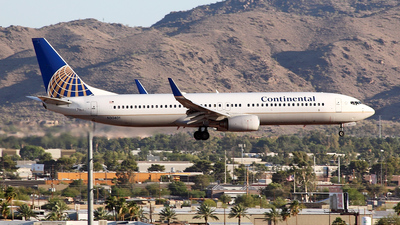 N30401 - Boeing 737-924 - Continental Airlines