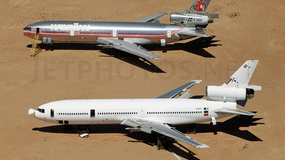N858V - McDonnell Douglas DC-10-40 - Private