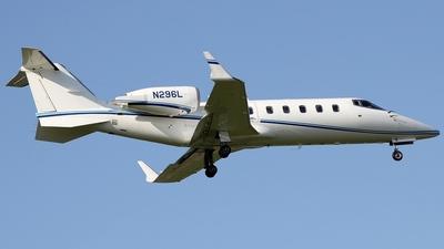 A picture of N296L - Learjet 60 - HopAJet - © Kaz T