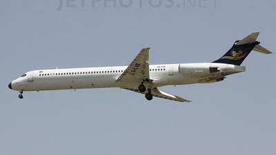 UR-CHX - McDonnell Douglas MD-82 - Iran Air Tours