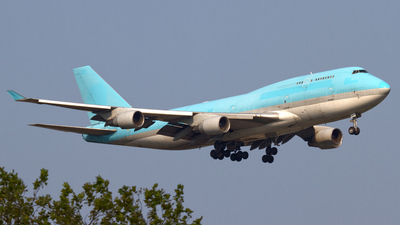 N779BA - Boeing 747-4B5(BCF) - Evergreen International Airlines