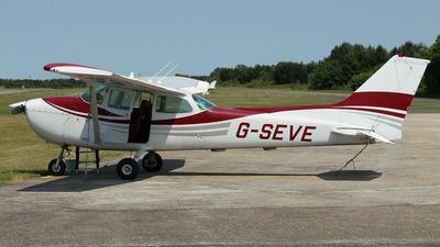G-SEVE - Cessna 172N Skyhawk II - Private