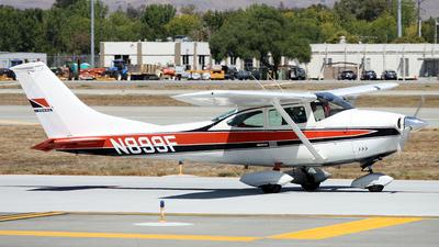 A picture of N899F - Cessna 182K Skylane - [18258163] - © HansAir