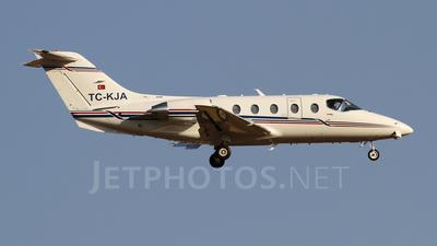 TC-KJA - Beechcraft 400A Beechjet - Sky Line
