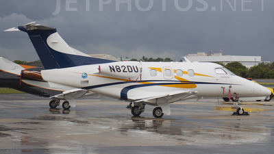 A picture of N82DU - Embraer Phenom 100 - [50000008] - © 777er