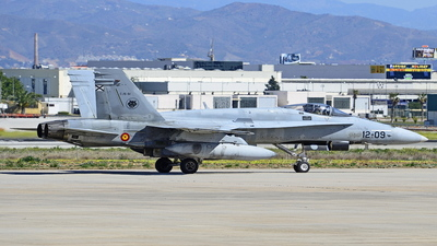 C.15-51 - McDonnell Douglas EF-18A Hornet - Spain - Air Force