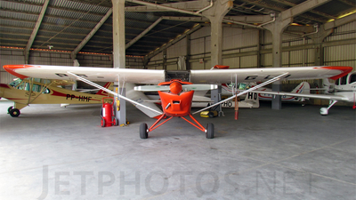 PP-GLI - Aeroboero 180 - Aero Club - Blumenau