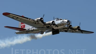 N3193G - Boeing B-17G Flying Fortress - Private