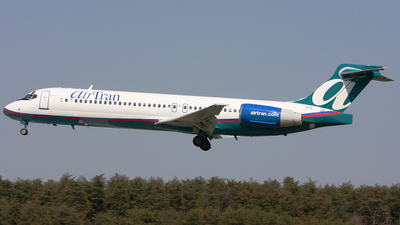 N603AT - Boeing 717-22A - airTran Airways